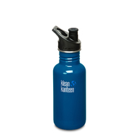 KLEAN KANTEEN Original 18oz 532ml BLUE PLANET BPA Free Water Bottle