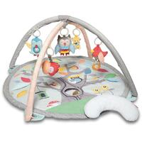 Skip Hop TreeTop Friends Activity Play Mat Gym Baby Newborn Grey/Pastel