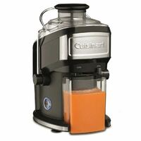 Cuisinart Electric Compact Juice Pulp Extractor - 480ml Vegetable Fruit Juicer