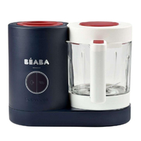 New BEABA Babycook Baby Food Processor Neo FRENCH TOUCH Steam Cook Blend