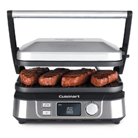 New Cuisinart Griddler and Deep Pan 5 in 1 Grill