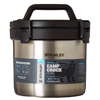 STANLEY ADVENTURE Stay Hot 3qt / 2.8L Camp Crock , Vacuum Insulated Stainless Steel Pot