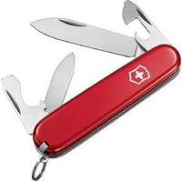 NEW VICTORINOX SWISS ARMY KNIFE RECRUIT SQUATTER MULTI-TOOL 35010 SAVE !