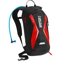 CAMELBAK BLOWFISH EXPANDABLE HYDRAPACK 2L CYCLING HIKING PACK BLACK SAVE !