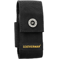 Leatherman LARGE BUTTON SHEATH 4 Pocket Supertool Charge Surge Rebar Crunch Wave