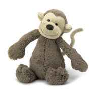 "BASHFUL MONKEY MEDIUM  ""FREE POSTAGE"" BAS3MK"