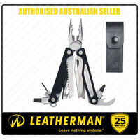 Leatherman CHARGE ALX Aluminium Handle Multi-Tool & Leather Sheath AUTHAUSDEALER