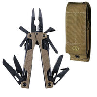 New Leatherman OHT COYOTE TAN One Handed Multi Tool Knife & Molle Sheath