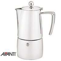 NEW Avanti Art Deco Espresso Coffee Marker 2 Cup 100ml