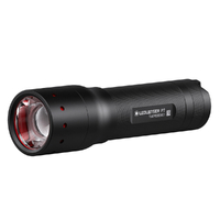 New Genuine LED LENSER P7 Torch Flashlight 450 Lumens AUTH AUS SELLER