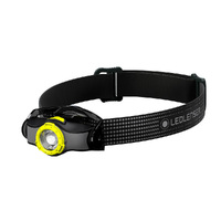 New LED LENSER MH3 Head Torch Headlamp - GREEN 200 Lumens AUTH AUS SELLER