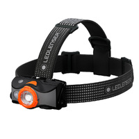 New LED LENSER MH7 Head Torch Headlamp - GREEN 600 Lumens AUTH AUS SELLER