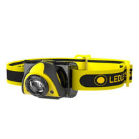 New LED LENSER iSEO3 Head Torch Industrial Focusing Headlamp AUTHAUSSELLER