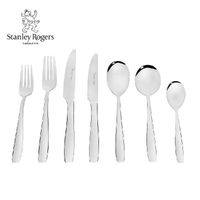 New STANLEY ROGERS AMSTERDAM 56 Piece Stainless Steel 56pc Cutlery Set 50568