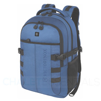 New VICTORINOX VX Sport Cadet Laptop BLUE Backpack Bag Tablet Travel