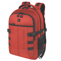 New VICTORINOX VX Sport Cadet Laptop RED Backpack Bag Tablet Travel