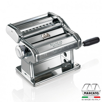 New ATLAS MARCATO Wellness 150mm Adjustable Pasta Making Machine 2700 Made in Italy