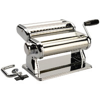 New AVANTI STAINLESS STEEL 180mm Adjustable Pasta Making Machine 12298 Save!