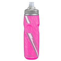 CAMELBAK PODIUM BIG CHILL INSULATED 750ML BPA FREE BIKE WATER BOTTLE - PACE PINK CB52466