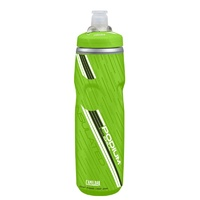 CAMELBAK PODIUM BIG CHILL INSULATED 750ML BPA FREE BIKE WATER BOTTLE - GREEN SPRINT CB52436