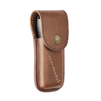 NEW LEATHERMAN Heritage Supertool Surge Signal Leather Belt Sheath - Brown YLS832595