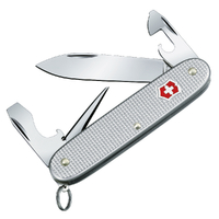 NEW 35460 SWISS ARMY VICTORINOX ALOX PIONEER KNIFE