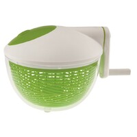 New SAVANNAH Salad Spinner Dryer Lettuce Serving Bowl Container 21cm BPA FREE