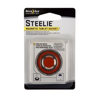 New NITE IZE STEELIE Magnetic Tablet Socket and Cleaning Pad LARGE STLM11R7 Save!