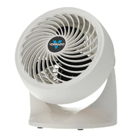 NEW VORNADO VORTEX 533 FLOOR FAN & AIR CIRCULATOR WHITE