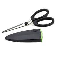 New WILTSHIRE Staysharp Kitchen Scissors Cuts Hard & Soft foods