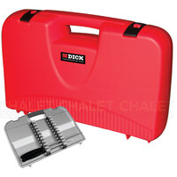New F Dick FDick Lockable Knife Carry Case Safe Chef Cook - RED