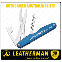LEATHERMAN JUICE CS3 COLUMBIA BLUE Multi Tool 832370 AUTHAUSDEALER