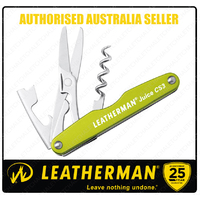 LEATHERMAN JUICE CS3 MOSS GREEN Multi Tool 832371  AUTHAUSDEALER