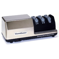 New Chef's Choice Commercial Pro Electric Knife Sharpener 2100 EdgeSelect