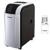 DIMPLEX 3.5kW Portable Reverse Cycle Air Conditioner W/ Dehumidifier DC12RCBW