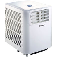 DIMPLEX 2.6kW Portable Mini Air Conditioner up to 15m2 Coverage DC09MINI