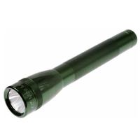 "NEW GREEN MAGLITE 2AA FLASHLIGHT  MADE IN USA ""FREE POSTAGE"""