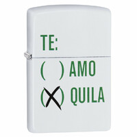 Zippo TEQUILA 29617 Genuine Street Cigar Cigarette Lighter