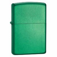 Zippo COOL KIWI MATTE Genuine Street Cigar Cigarette Lighter