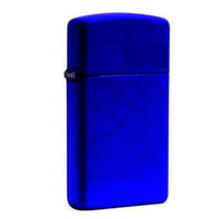 Zippo SLIM PURPLE MATTE 1637 Genuine Street Cigar Cigarette Lighter