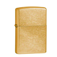 Zippo GOLD DUST 92207 Genuine Street Cigar Cigarette Lighter