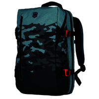 "New VICTORINOX VX 17"" Touring Laptop CAMO 24L Backpack Bag Tablet Travel"