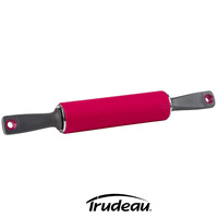 New TRUDEAU Standard 24cm Rolling Pin Kitchen Baking Roll Dough TR9915052