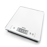 NEW SOEHNLE PAGE COMFORT 400 DIGITAL 10 KG / 1G CAPACITY WHITE KITCHEN SCALE 61505