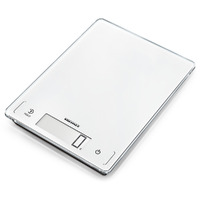 NEW SOEHNLE PAGE PROFI 300 20KG CAPACITY DIGITAL WHITE KITCHEN SCALE W/ TIMER 61507