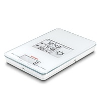SOEHNLE PAGE METEO CENTER 5 IN 1 WEATHER STATION & DIGITAL KITCHEN SCALE 66223