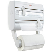 LEIFHEIT PARAT F2 WALL MOUNTED ROLL WHITE DESIGN 25771
