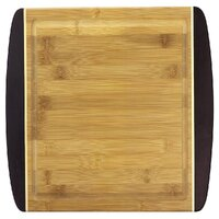 "TOTALLY BAMBOO JAVA 18"" CUTTING BOARD KITCHEN CHOPPING 460X300X19 BOARD 20-7842"