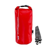 OVERBOARD RED Dry Tube Waterproof Bag 5 Litres Kayaking Bag AOB1001R