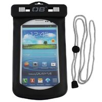 NEW OVERBOARD AOB1108BLK BLACK Small Waterproof Phone Case